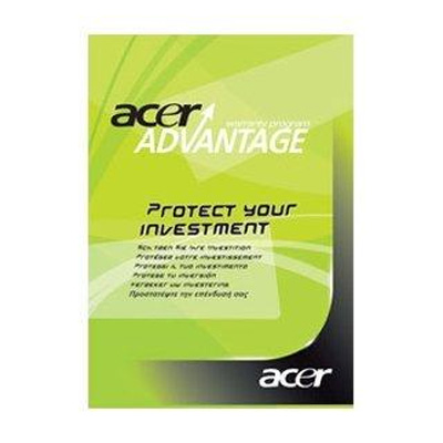 ACER  Acer Notebook Exteneded warranty (2nd + 3rd year Warranty)