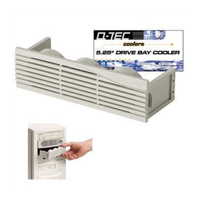 Qtec  5.25` Drive Bay Cooler