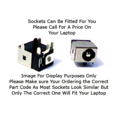 Generic  Hp Nx 7400 Spider Dc Jack Socket Ac30
