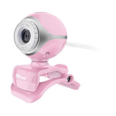 pink webcam
