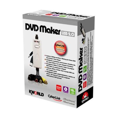 DOWNLOAD DRIVERS: DVD MAKER KWORLD