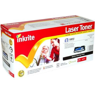 Inkrite  Toner compatible with Brother TN530-580, 3030, 3060,3130, 3145, 3170, 3185, 7300, 7600