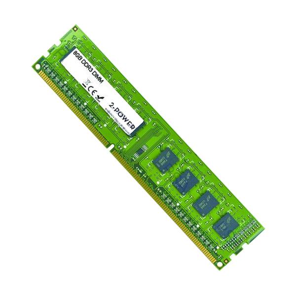 2 Power  8Gb DDR3 1600 Multi Speed Premium (1066/1333/1600) Single Module
