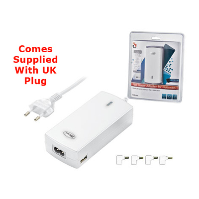 Trust  UK Power Adaptor For Net Book - Clearance Sale