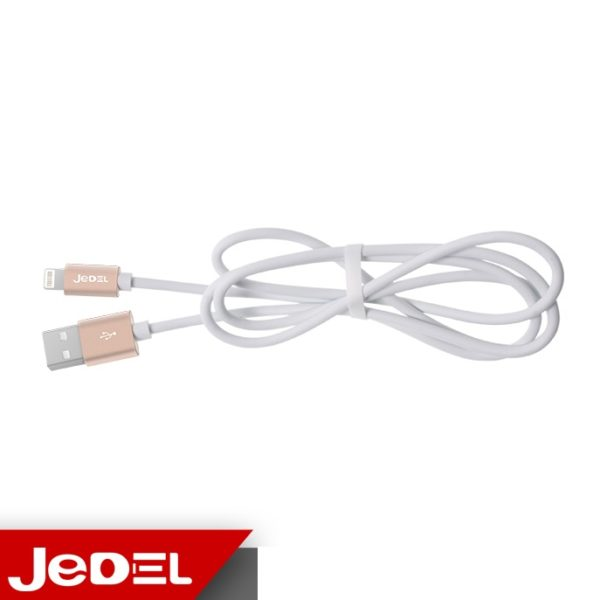 JEDEL  Lightning 8 pin to USB Sync/Charging Cable for Apple iPhone 1m