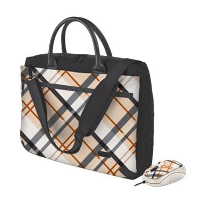Trust  Notebook Bag + Mouse Bundle - London - Clearance Sale