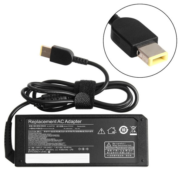 Sumvision  Lenovo compatible 20v 4.5Amps compatible charger (11x 4.6mm) S3 S5