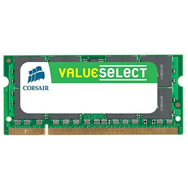 Corsair  512Mb DDR333 SO-Dimm Value Select