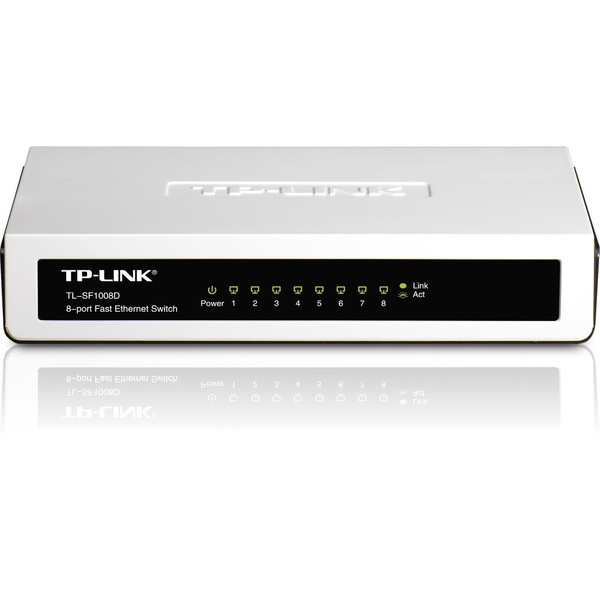 TP-LINK  5 Port 10/100 Desktop Switch