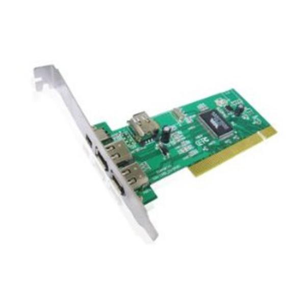 Pluscom  4 Port PCI Firewire Card
