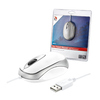 Trust  Mini Travel Mouse with Mousepad - Silver Image
