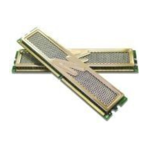 OCZ  1024Mb DDR2 Kit 667Mhz Gold XTC (2x512Mb)