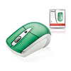 Trust  MAC RETRACTABLE LASER MOUSE (GREEN) - Clearance Sale Image