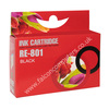 G G Ninestar  Compatibe Ink Cartridge wiht Epson 801 (Black) Image