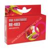 G G Ninestar G&G Ninestar  Compatible Magenta Ink Cartridge TO483 R200/R300/RX500/RX600 (GG ninestar Inks) Image