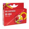 G G Ninestar G&G Ninestar  Compatible Yellow Ink Cartridge TO484 R200/R300/RX500/RX600 (GG ninestar Inks) Image