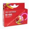 G G Ninestar G&G Ninestar  Compatible Light Magenta Ink Cartridge TO486 R200/R300/RX500/RX600 (GG ninestar Image