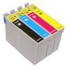 Compatible Inks  Compatible Ink Kit T1291,1292,1293,1294 Pack (GG ninestar Inks) Image