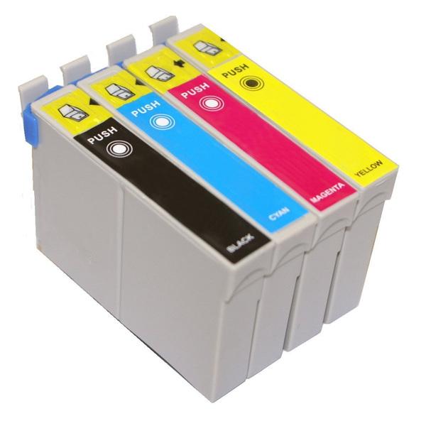 Compatible Inks  Compatible Ink Kit T1291,1292,1293,1294 Pack (GG ninestar Inks)