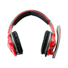 Gamdias  Hebe Virtual 7.1 USB Gaming Headset - Red/Black Image