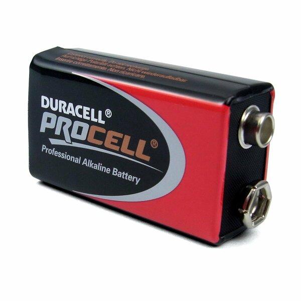 Duracell MN1604-BULK1 Duracell Procell 9V Batter (singles)