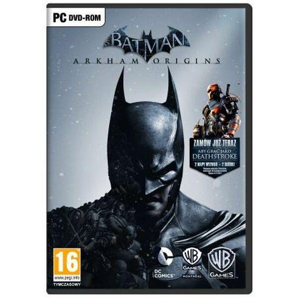Warner Brothers  Batman Arkham Origins