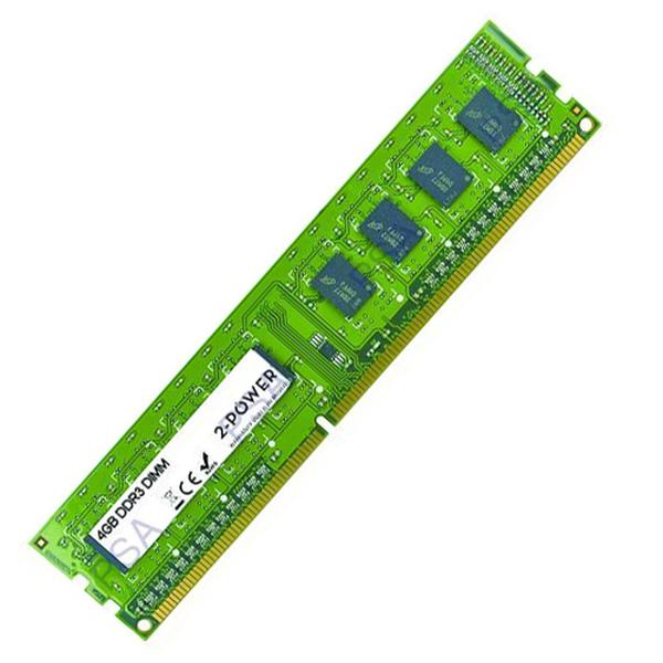 2 Power  4Gb DDR3 Memory Module (Branded) 1600 / 1333 / 1066 Mhz Multi Speed