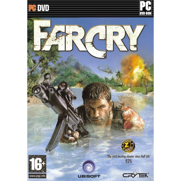 Ubisoft  Far Cry 25 year anniversary edition