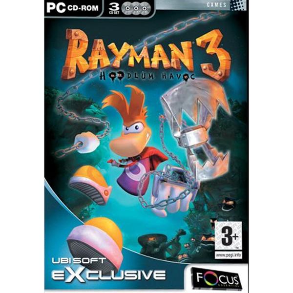 Ubisoft  Rayman 3 - 25 year anniversary edition