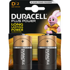 Duracell MN1300B2 Duracell Plus Power D Size (Pack of 2) battery pack Image