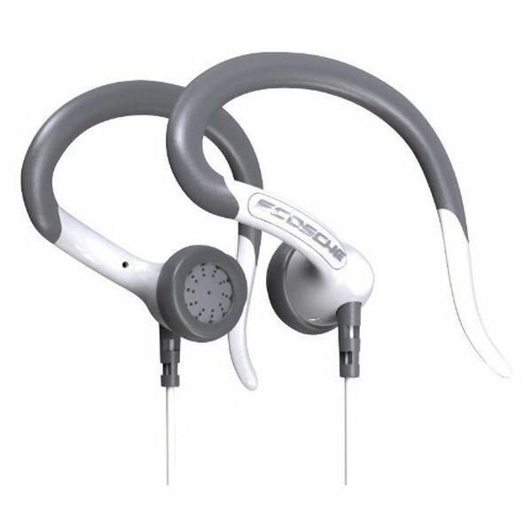Scosche HPSC60 sportCLIPS II Sport Wrap Earphones