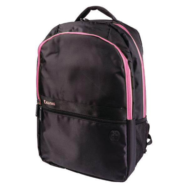 Konig  Notebook Backpack 15``/16`` Hot Pink