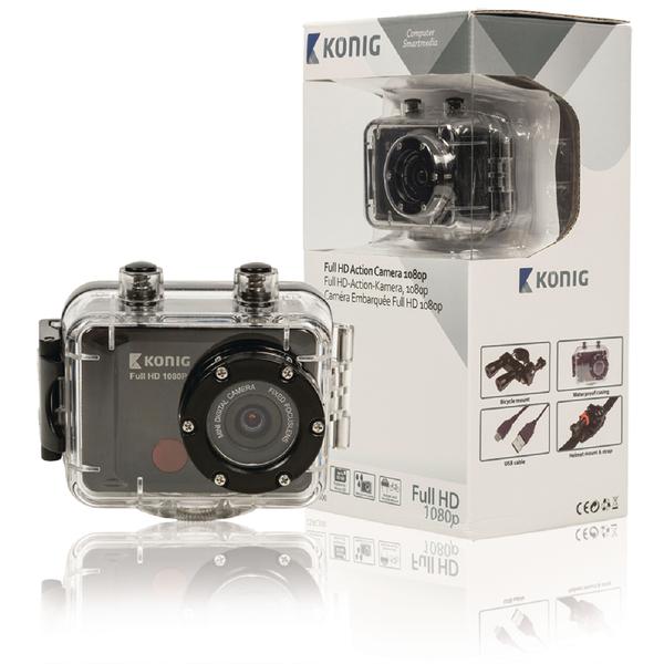 Konig  Full HD action camera 1080p