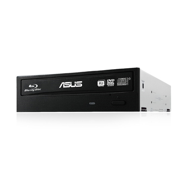 ASUS  16x Speed Blu-Ray Writer SATA with BDXL Support - Black