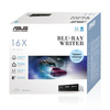 ASUS  16x Speed Blu-Ray Writer SATA with BDXL Support - Black Image