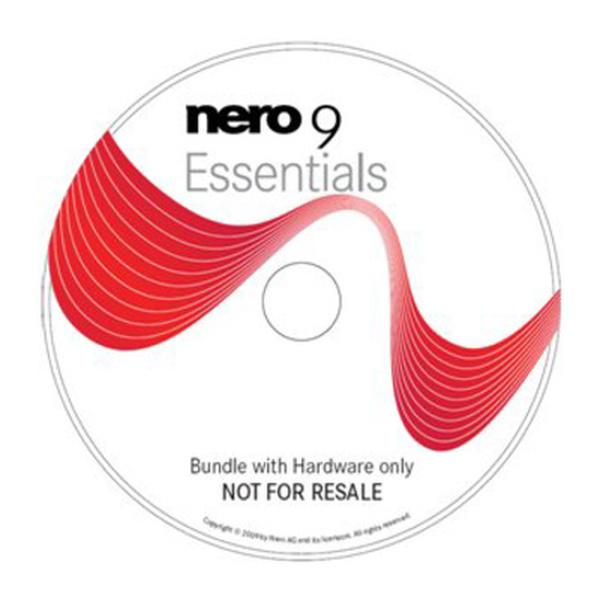 AHEAD  Nero 9 Essentials OEM (Cut Down Version)