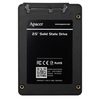 Apacer AP240GAS340G-1 240GB 2.5` SSD, SATA III - 6Gb/s, Up to 505MB/s Read, 410MB/s Write Image