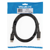 Value Line  DisplayPort Cable DisplayPort Male - DisplayPort Male 2.00 m Black Image