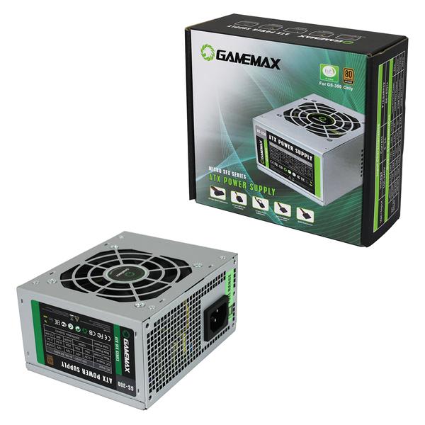GameMax Game Max  300W Matx Psu Bronze 80 Plus