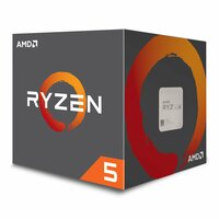AMD  Ryzen 5 Gen2 Six Core 2600X 4.20GHz (Socket AM4) Processor   *** Maximum one Per Customer ***