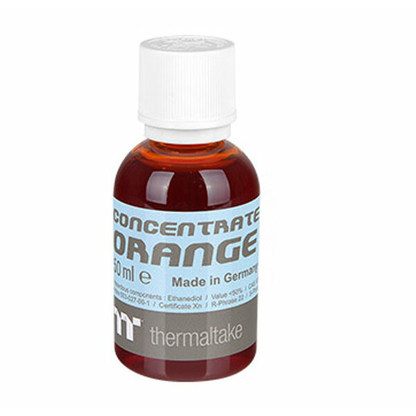 Thermaltake  Tt Premium Concentrate - Orange 1 Bottle 50Ml