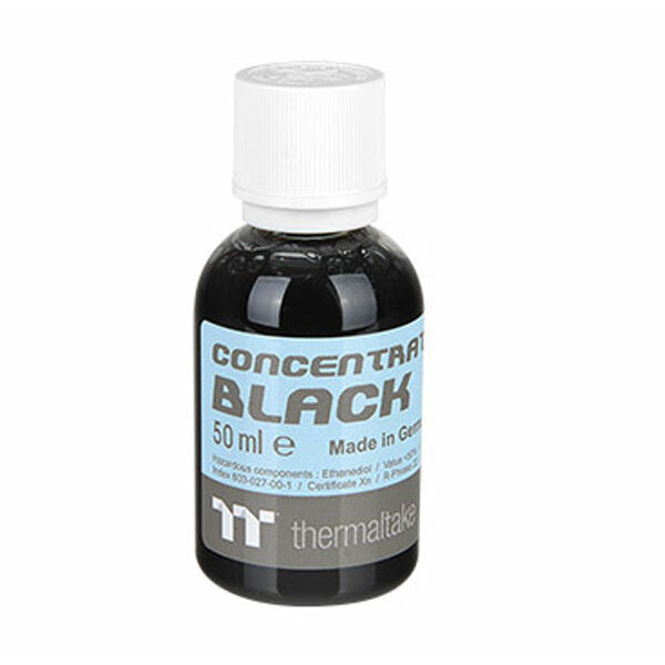 Thermaltake  TT Premium Concentrate - Black 1 Bottle 50ml