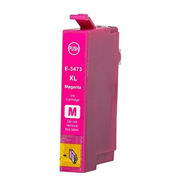 G G Ninestar  Epson 3473 Xl Golf Ball Compatible 34 Xl Magenta 17ml