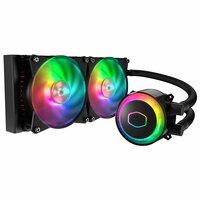 Coolermaster  MasterLiquid ML240R Addressable RGB CPU Cooler - 240mnm