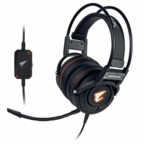 Gigabyte  AORUS H5 Stereo PC/Console Gaming Headset