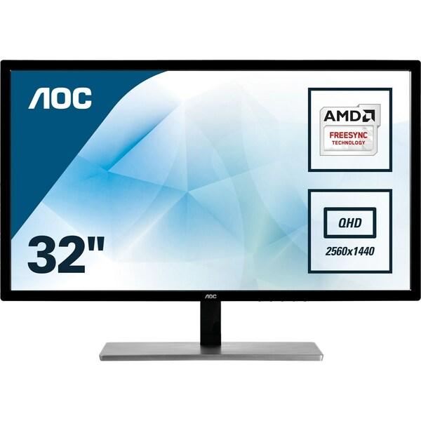 Aoc Q3279VWFD8 31.5-Inch QHD 1440P 75Hz IPS Monitor With Freesync - BLACK FRIDAY DEAL