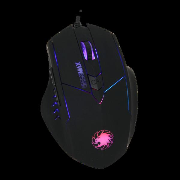 GameMax  Tornado Gaming Mouse 7 colour LED