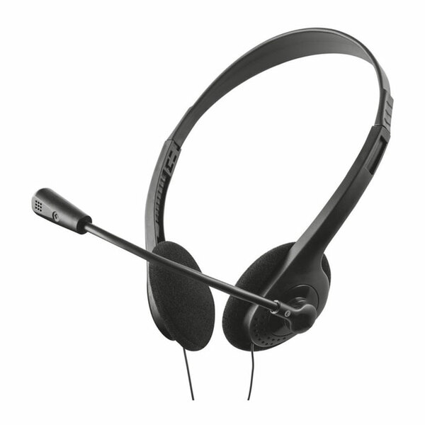 JEDEL  Stereo Head Set with Microphone Noise Cancelling