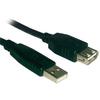 Generic  USB 2.0 Extension Cable 5m A plug - A Socket Image