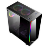 GameMax Game Max  Shadow RGB Mid-Tower Tempered Glass Gaming Case Image